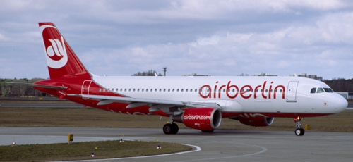 Airlineportrait Air Berlin