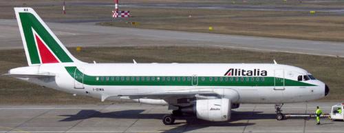 Airlineportrait Alitalia