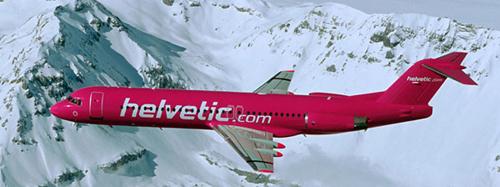 Airlineportrait Helvetic Airways