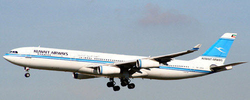Airlineportrait Kuwait Airways
