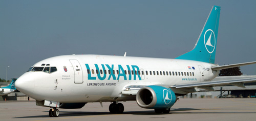 Airlineportrait Luxair