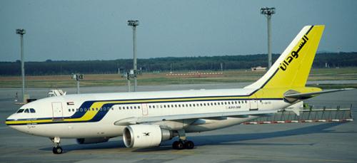 Airlineportrait Sudan Airways