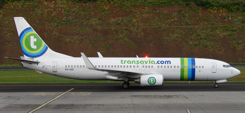Airlineportrait Transavia
