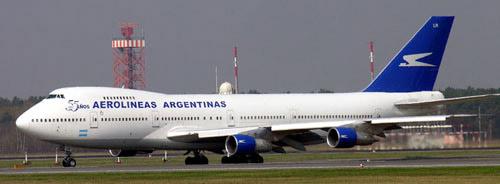 Airlineportrait Aerolineas Argentinas