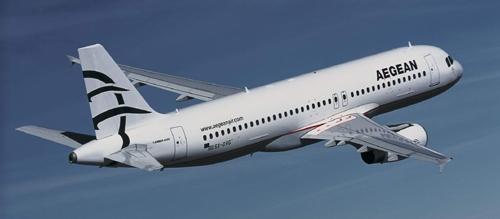 Airlineportrait Aegean Airlines