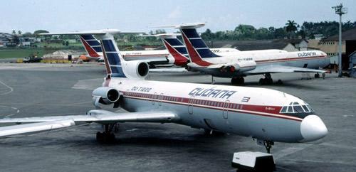 Airlineportrait Cubana