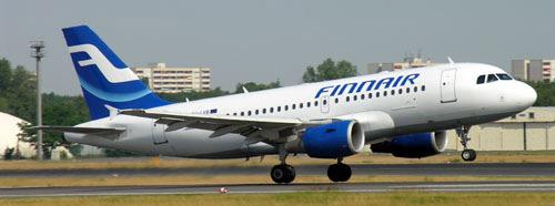 Airlineportrait Finnair
