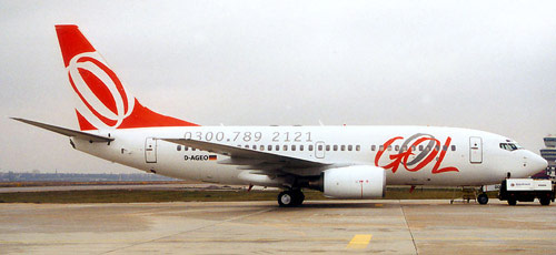 Airlineportrait Gol Airlines