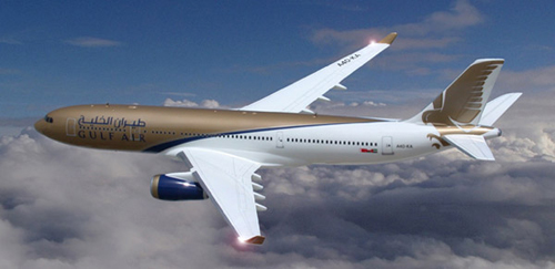 Airlineportrait Gulf Air