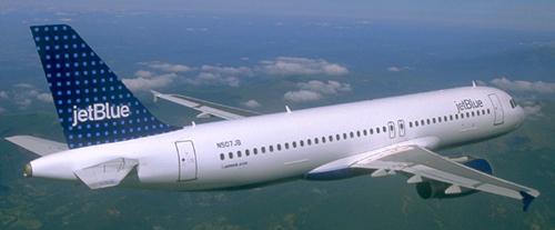 Airlineportrait jetBlue Airways