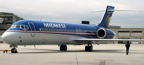 Airlineportrait Midwest Airlines