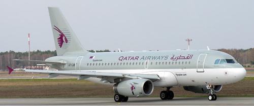Airlineportrait Qatar Airways
