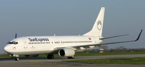 Airlineportrait SunExpress