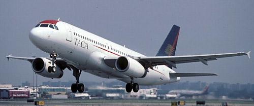 Airlineportrait TACA