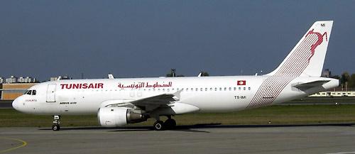 Airlineportrait Tunisair