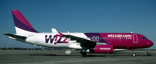 Airlineportrait Wizz Air